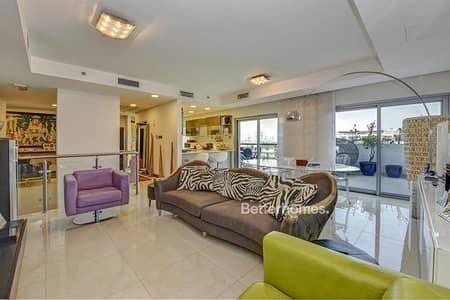 فلیٹ 4 غرفة نوم للبيع في دائرة قرية جميرا JVC، دبي - Fully Furnished | Duplex | Upgraded