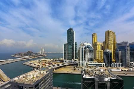 شقة 2 غرفة نوم للبيع في دبي مارينا، دبي - Marina View with Maids and  Balcony in KG Tower