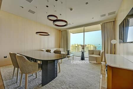 1 Bedroom Hotel Apartment for Sale in Palm Jumeirah, Dubai - Hotel Apartment I Sea View I Furnished