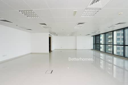 Fully Fitted | Office I High Floor I Rent