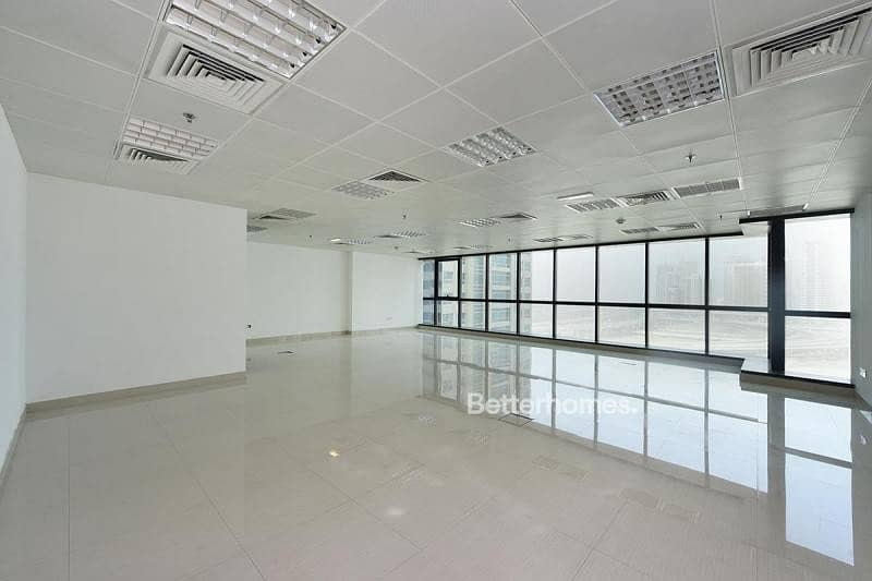 2 Fully Fitted | Office I High Floor I Rent
