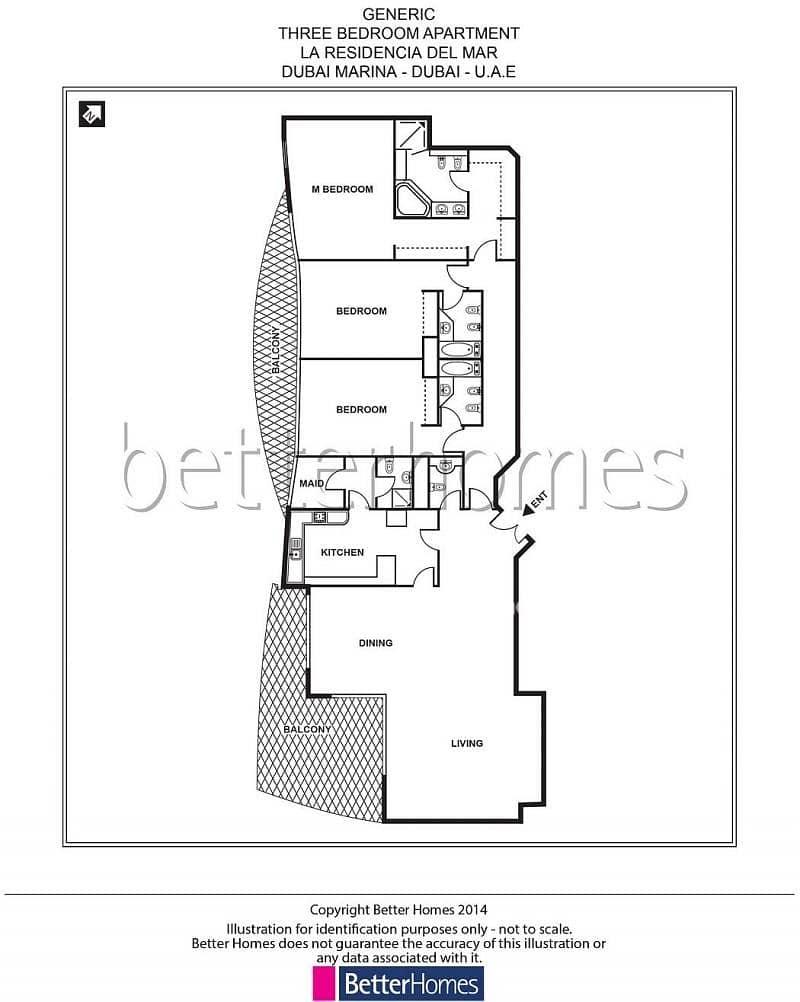 13 Lower floor | large 3 bedroom | 3400sqft