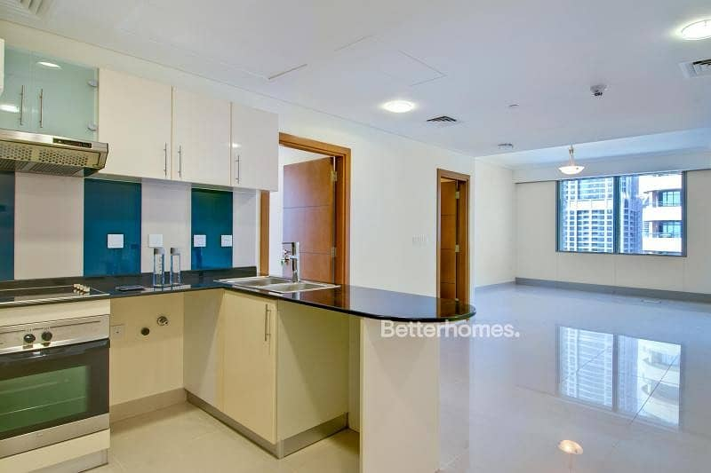 2 Spacious Two Bedroom with Balcony in Ocean Heights