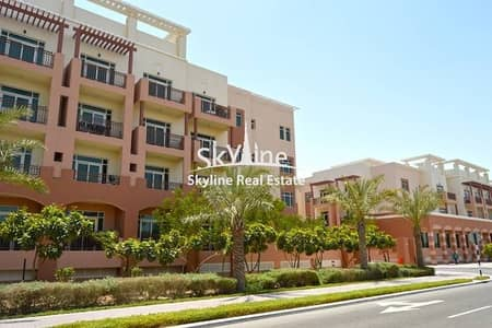 Rent refundable Building Apartment at Ghadeer