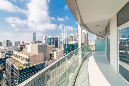 2 Bedroom Apartment for Rent in Business Bay, Dubai - Furnished 2 BR | High Quality|Canal View