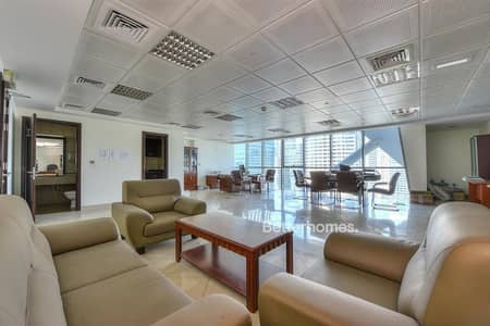 Furnished Office | 1106 sqft | Available