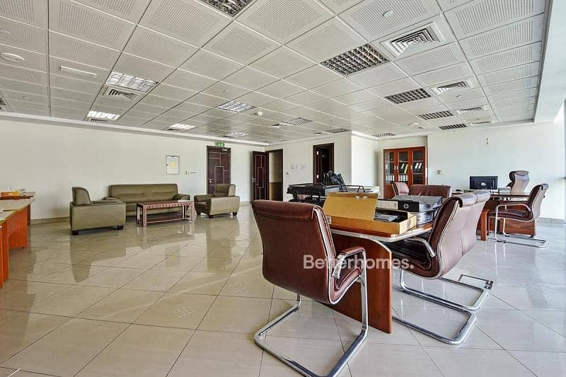 2 Furnished Office | 1106 sqft | Available