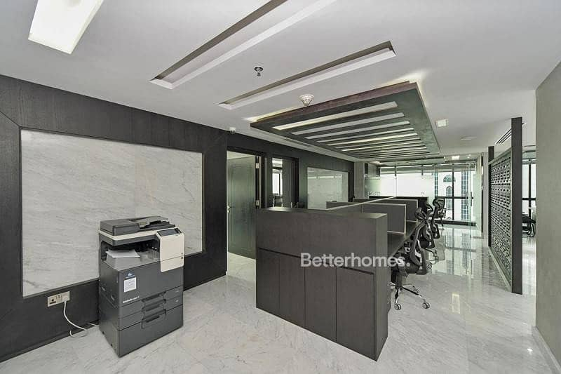 2 Signature Finishing | Partitioned | Furnished
