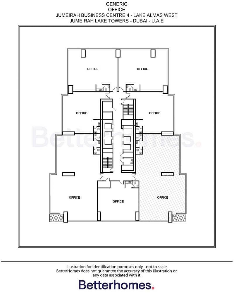13 Signature Finishing | Partitioned | Furnished