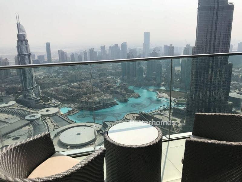 2 Stunning IBurj Khalifa and Fountain View