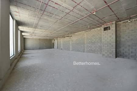 Shell and Core Office I For Rent I Dubai Hills