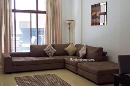 1 Bedroom Apartment for Sale in Jumeirah Village Circle (JVC), Dubai - 1+study | Garden View | Courtyard