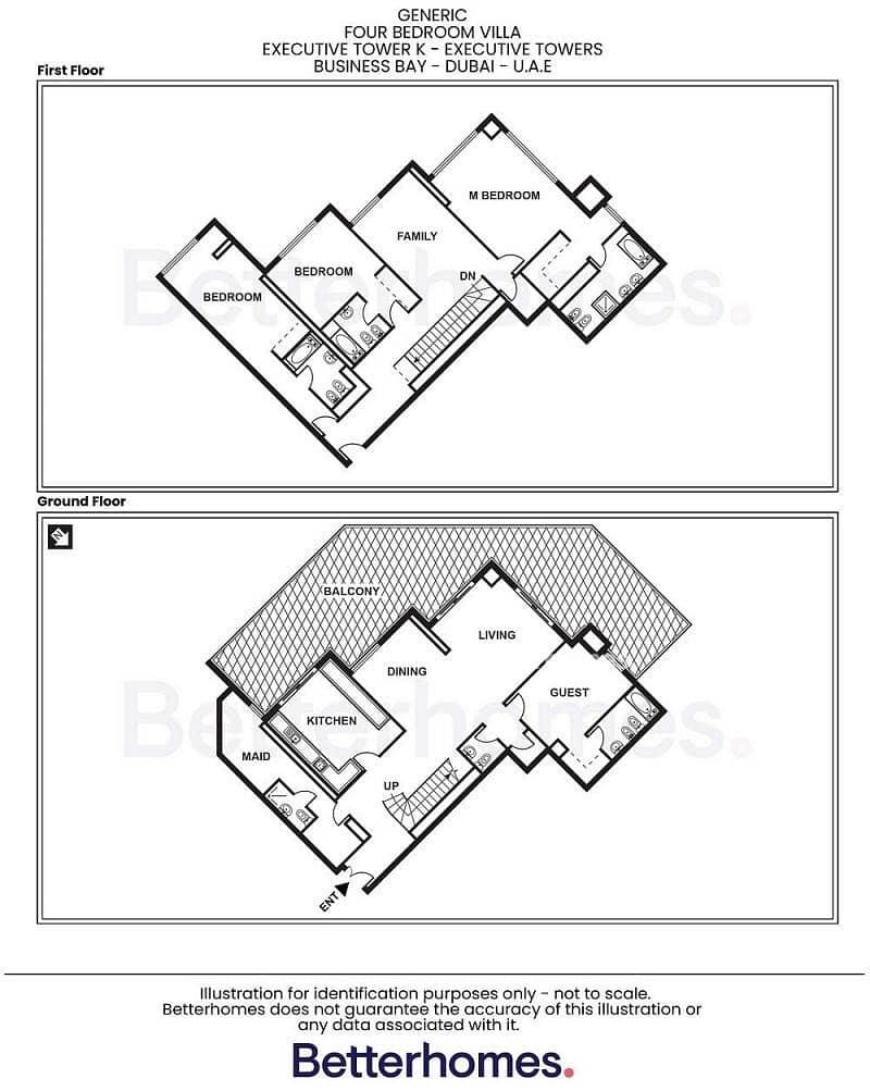 15 FOUR BEDROOM | DUPLEX GARDEN APARTMENT