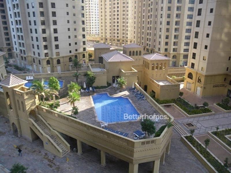 Rented | Low Floor | Pool View