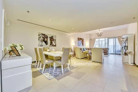 3 Bedroom Flat for Sale in The Greens, Dubai - High Floor | Rented | 6.2% Net Return |