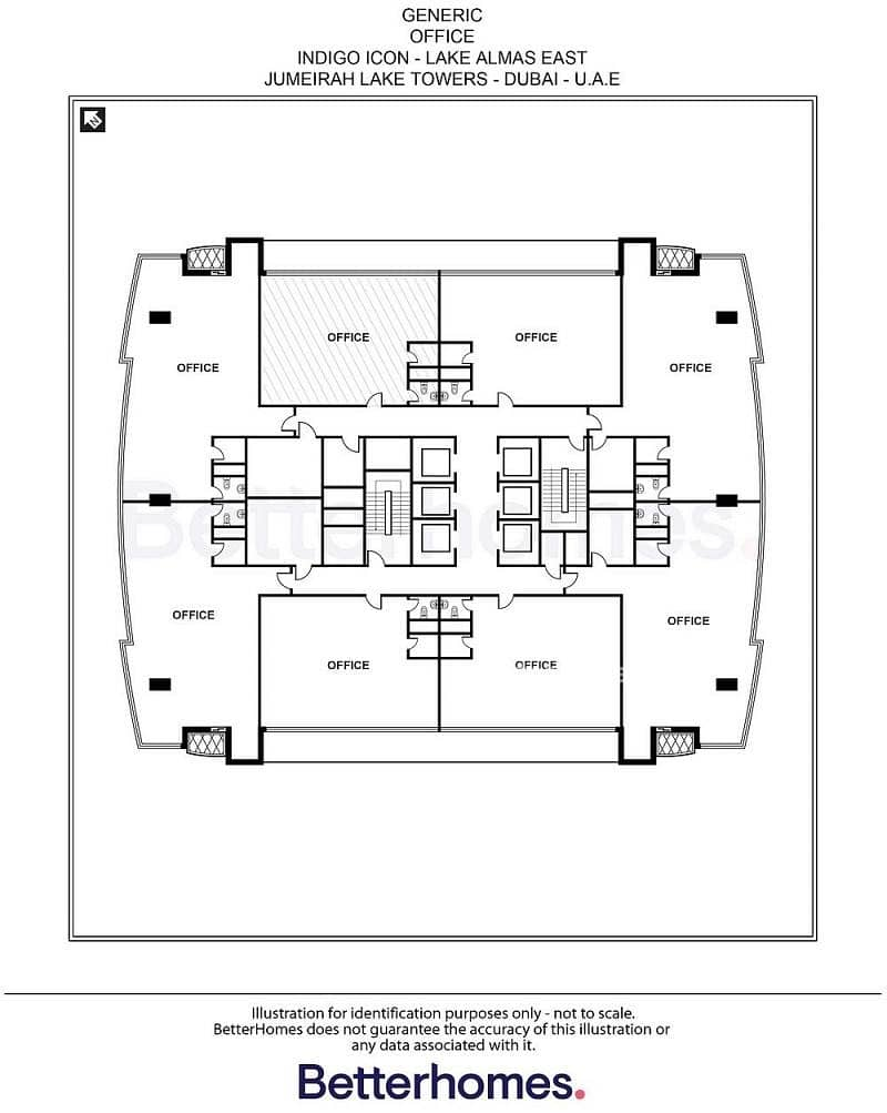 15 Partitioned | Perfect layout | Close to Metro