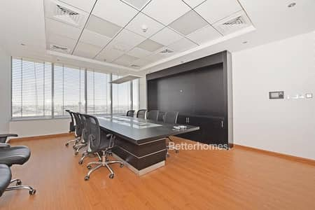 Office for Rent in Motor City, Dubai - Luxurious   Furnished   Control Tower   Motor City