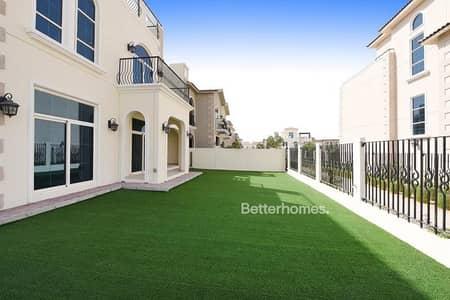 5 Bedroom Villa for Rent in Motor City, Dubai - Signature villa 5BR w Extra Room on Roof