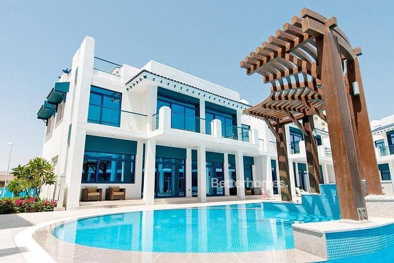 4 Bed Type 1C Villa Palma Residences Palm Jumeirah