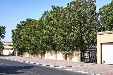ارض سكنية  للبيع في الصفا، دبي - Local sale and GCC | Equipped | Private Plot | Al Safa