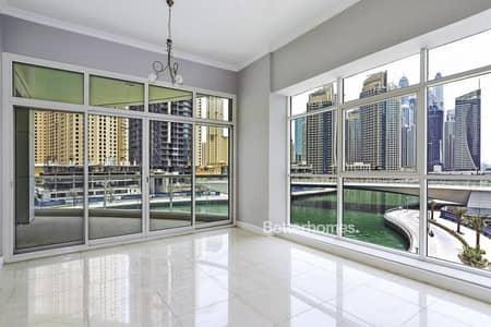 شقة 2 غرفة نوم للبيع في دبي مارينا، دبي - Direct Marina View