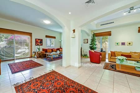 Stunning I 4-BR Deema I Single Row Villa