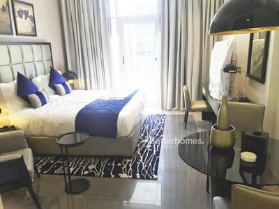 Hotel Apartment for Sale in Business Bay, Dubai - Amazing Studio Apartment Fully Furnished