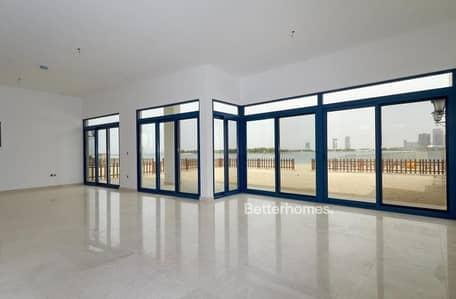 فیلا 5 غرفة نوم للبيع في نخلة جميرا، دبي - Type 2B villa | Vacant | Unfurnished | 5 Bed