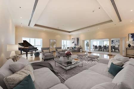 4 Bedroom Apartment for Sale in Dubai Marina, Dubai - Full Sea View | Maid's Room | Vacant