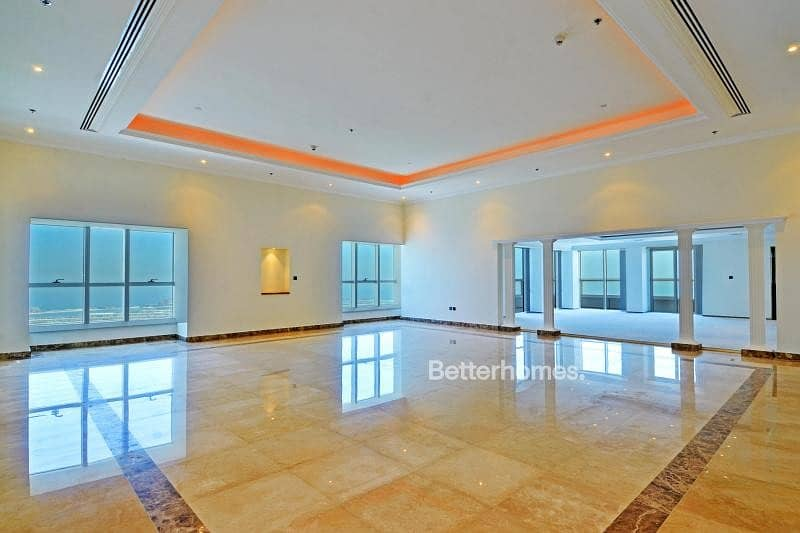 2 Full Sea View | Maid's Room | Vacant