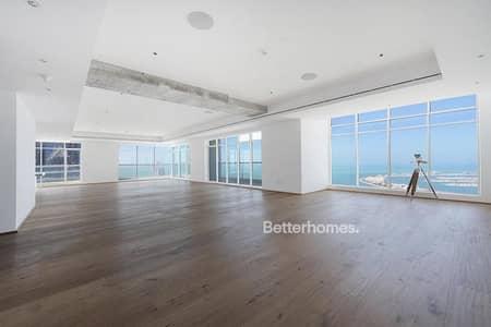 4 Bedroom Flat for Sale in Dubai Marina, Dubai - Upgraded & Spacious Penthouse with Panoramic Views