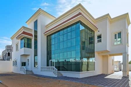 فیلا 6 غرفة نوم للايجار في الشهامة، أبوظبي - BRAND NEW 6BR Villa next to Deerfields