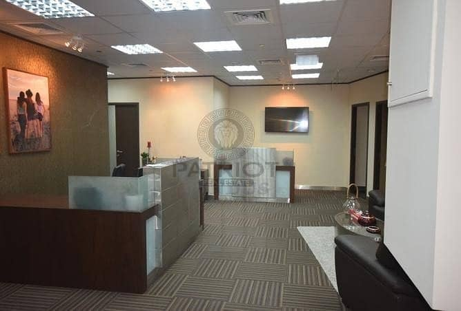 2 MULTIPLE /SPACIOUS /FITTED OFFICE /AVAILABLE FOR RENT