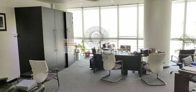 7 MULTIPLE /SPACIOUS /FITTED OFFICE /AVAILABLE FOR RENT