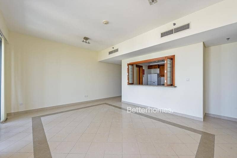 Golf Towers | Low Floor | Partial Golf Corse View