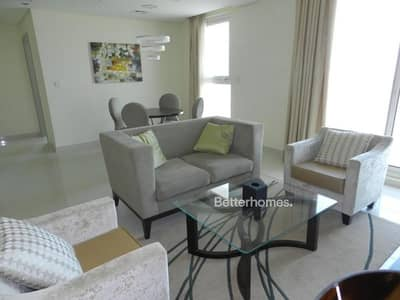 Fully Furnished | Free Chiller | Pool View | 2 Master Rooms