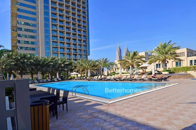 10 Golf Towers | Low Floor | Partial Golf Corse View