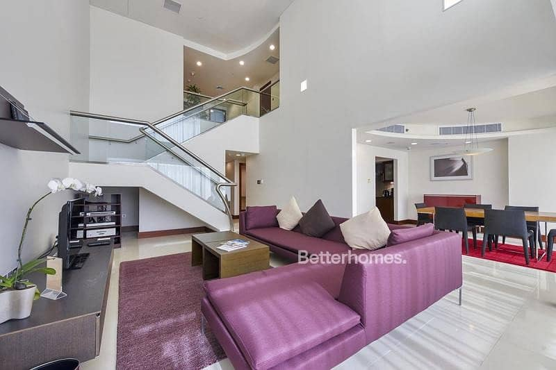 Lowest price | 3 Bed Duplex | Furnished|