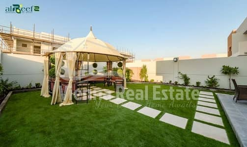 3 Bedroom Villa for Rent in Al Samha, Abu Dhabi - 3BR villa in AlReef 2 available for rent