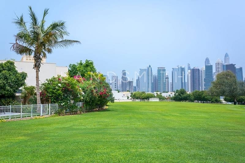 2 Full Golf Course View Upgraded 6 Bedroom Villa