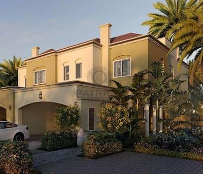 2 Bedroom Villa for Sale in Serena, Dubai - 4% DLD OFF|NO COMMISSION|2 BR plus Maid's in Casa Viva