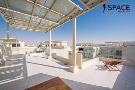 3 Bedroom Villa for Rent in The Sustainable City, Dubai - DEWA Savings - ZERO Commision - 4 CHQS