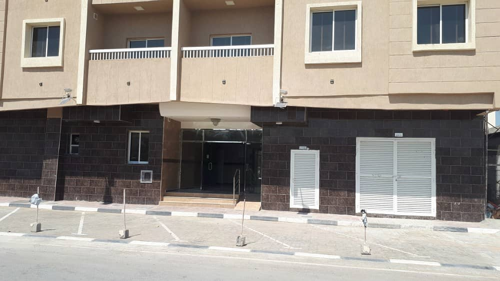 BRAND NEW one BHK FOR RENT IN AJMAN