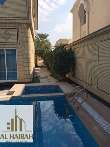 2 For sell villa in Sharjah Al-Fallaj area with central airconditioning