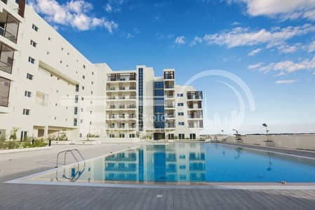1 Bedroom Flat for Rent in Masdar City, Abu Dhabi - Unfurnished Apartment for Rent! Call Now!!
