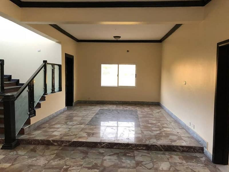 2 For sale two storey villa in Al Nouf area with electricity and water personal finishes
