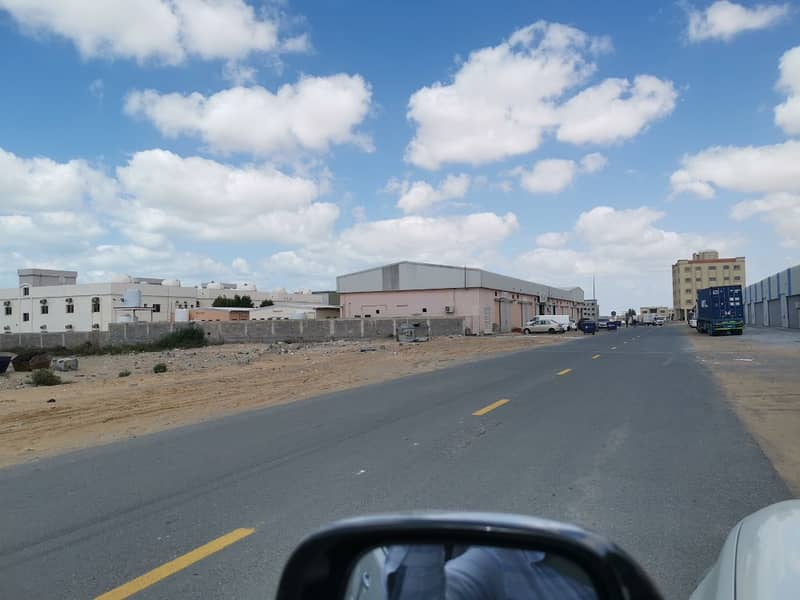 43000 sq ft Industrial Land Available For Sale In Jurf Area Near China Mall