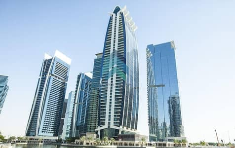 3 Bedroom Flat for Rent in Jumeirah Lake Towers (JLT), Dubai - Luxrious Spacious Furnished 3BHK+Maid|High Floor