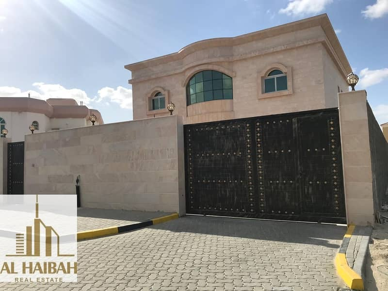 13 For sale a two storey villa completely stone finished personal stone