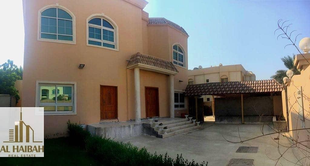 2 Two-storey villa in Al-Ramtha second corner of the main street